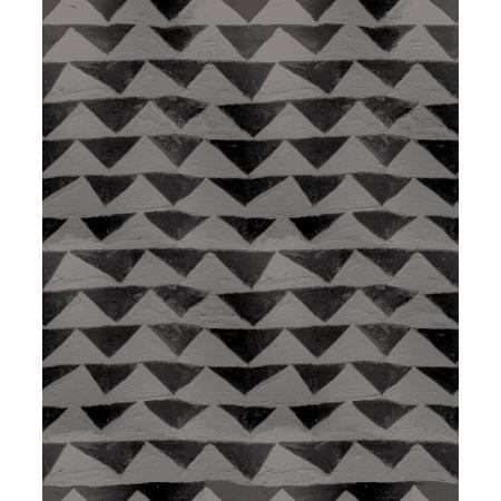 Little Mountain in Black- Newsprint - Cotton + Steel