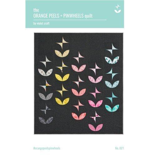 Orange Peel and Pinwheels