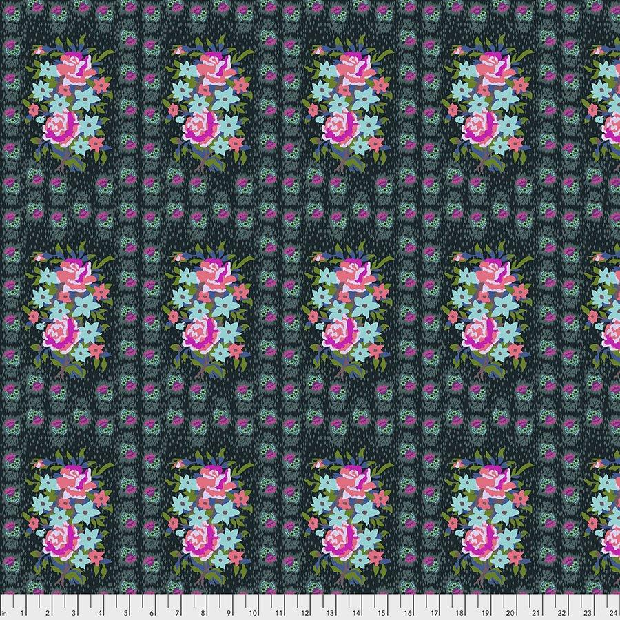 Stitched Bouquet: Dim - Hindsight - Anna Maria Horner