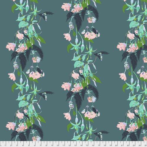 Name Drop in Tropical - English Garden - Anna Maria Horner