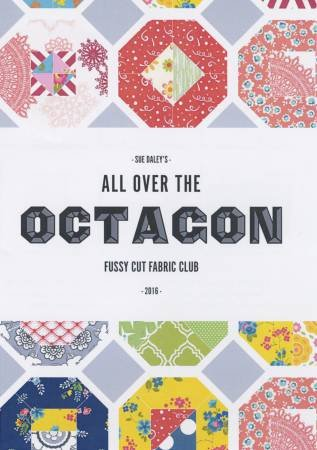 All Over the Octagon by Sue Daley