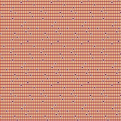 Dotted Grid Wild Rose - Washington Depot - Denyse Schmidt