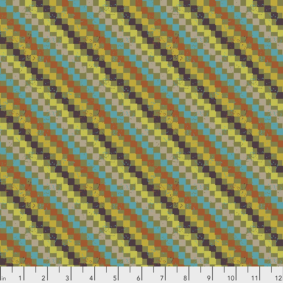 Tapestry Stripe: Gala - New Vintage - Kathy Doughty
