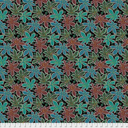 Lacy Leaf in Green - Spring 2018 - Kaffe Fassett