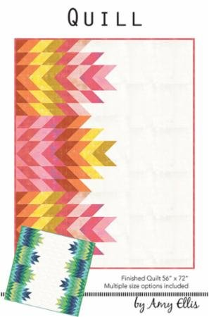 Quill Pattern by Amy Ellis