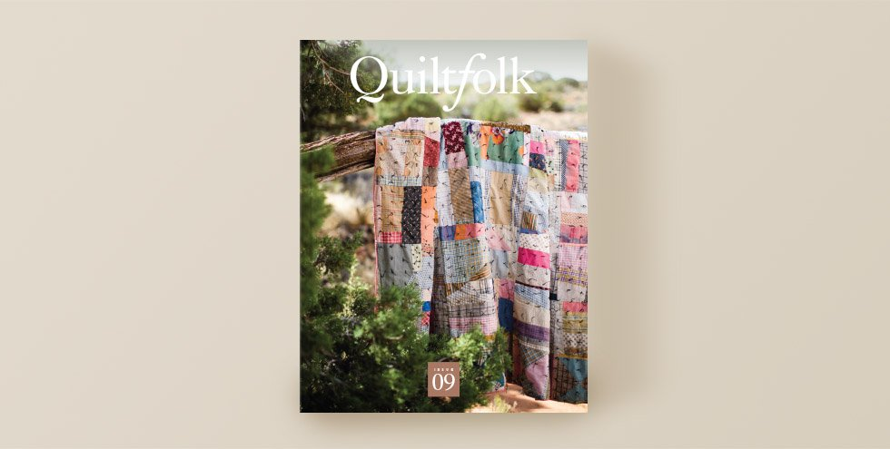 QuiltFolk Magazine - Utah - Volume 09