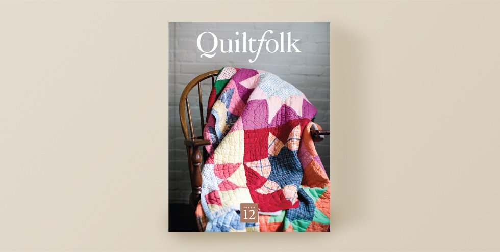 QuiltFolk Magazine - Kentucky - Volume 12