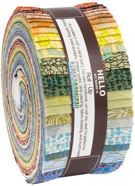Gleaned Jelly Roll by Carolyn Friedlander