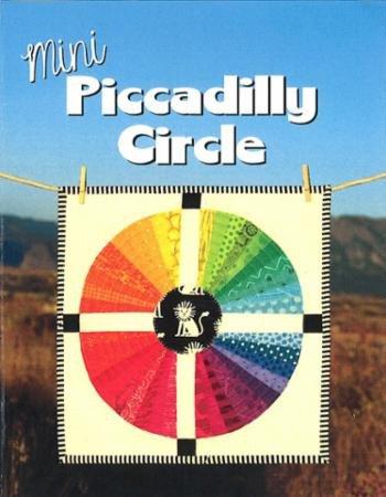 Mini Piccadilly Circus Quilt Pattern by Sassafras Lane