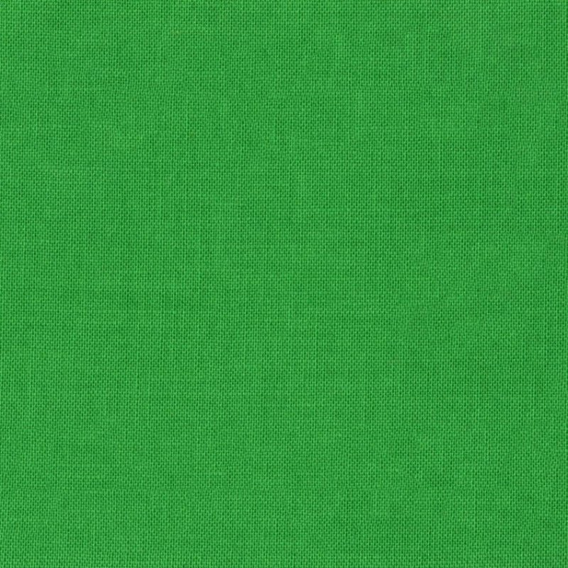Green  - Cotton Couture Solids - Michael Miller