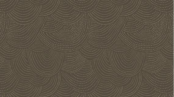 Scallop Dot Mocha - Dear Stella Designs