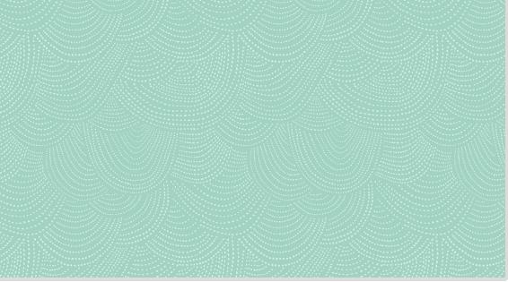 Scallop Dot  - Opal - Dear Stella Designs -
