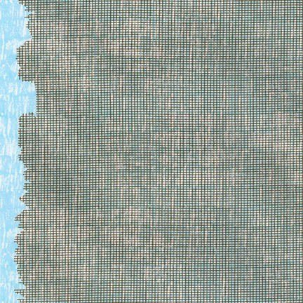 Screen Single Border: Roasted Pecan- Harriot -  Carolyn Friedlander