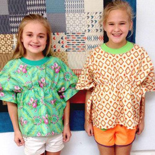 Kids Spring Break Sewing Camp - Level 2