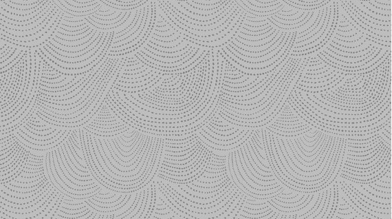 Scallop dot - Grey - Dear Stella