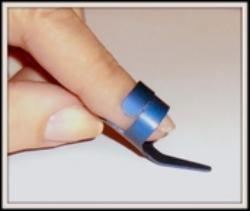 Missie's Fingertip Stiletto