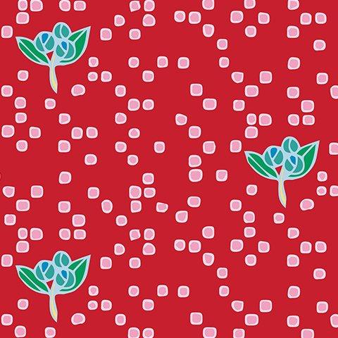 Blossom Bud Red - Hello Blossom - Ella Blue