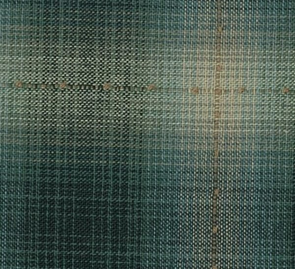 Yarn Dye Plaid Blue - Outback Wife - Gertrude Made