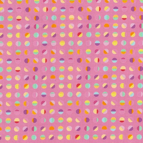 Dots Pink - Pond Life - Ella Blue