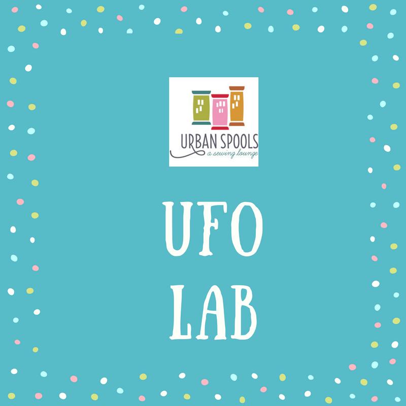 Urban Spools UFO Lab