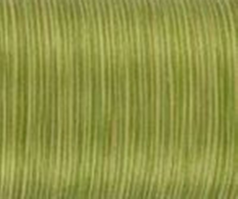 King Tut Thread 500yd  Green Olives 990