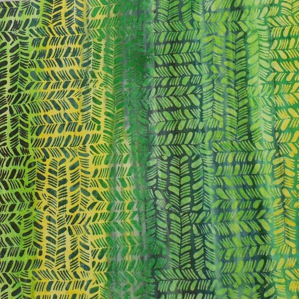 Anthology Bali Tango Green Batik
