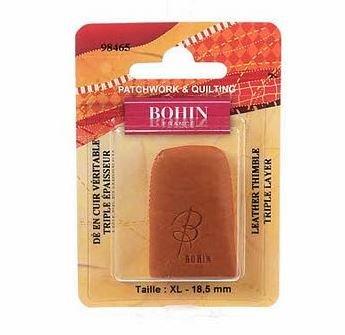 Bohin Leather Thimble Large