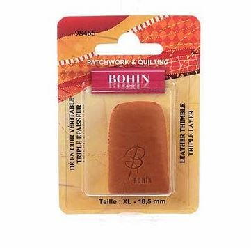 Bohin Leather Thimble X Large