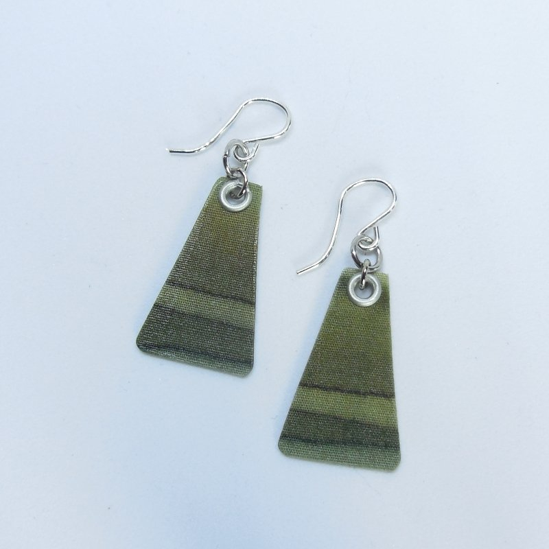Desert Sands Tri Earrings
