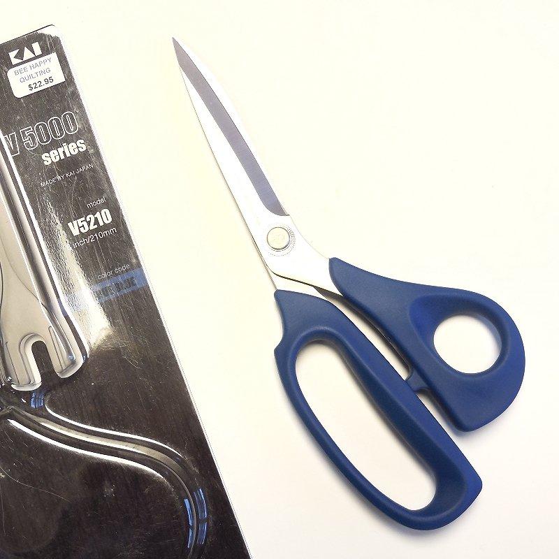 KAI N5210 8-1/2 Dressmaker Shears Blue