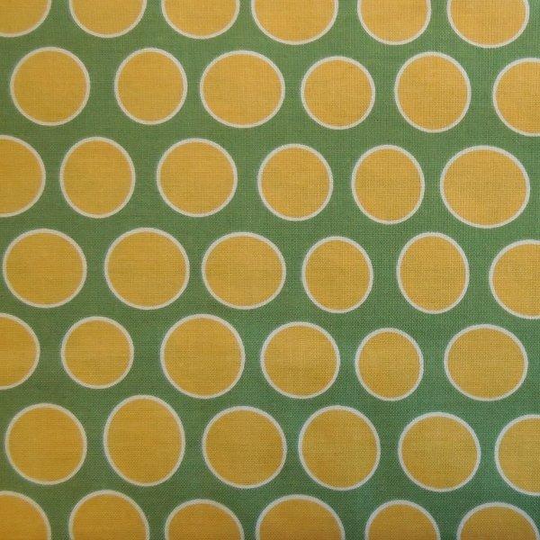 Riley Blake Polka Dot C3585 One Yard Cuts