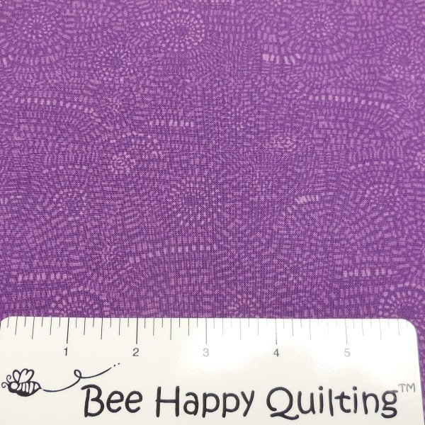 P & B Purple Dash Fabric
