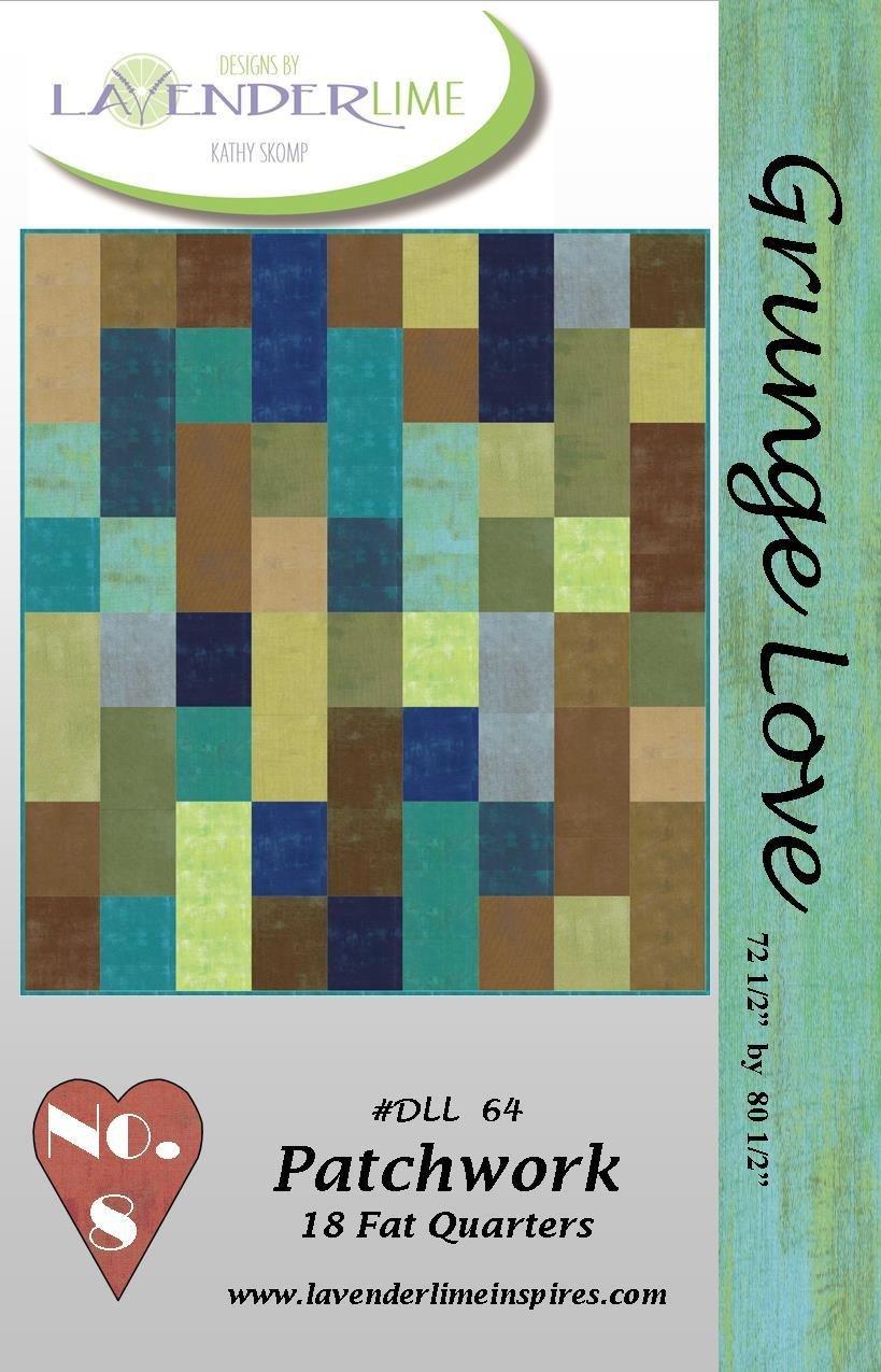 Grunge Love #8- Patchwork
