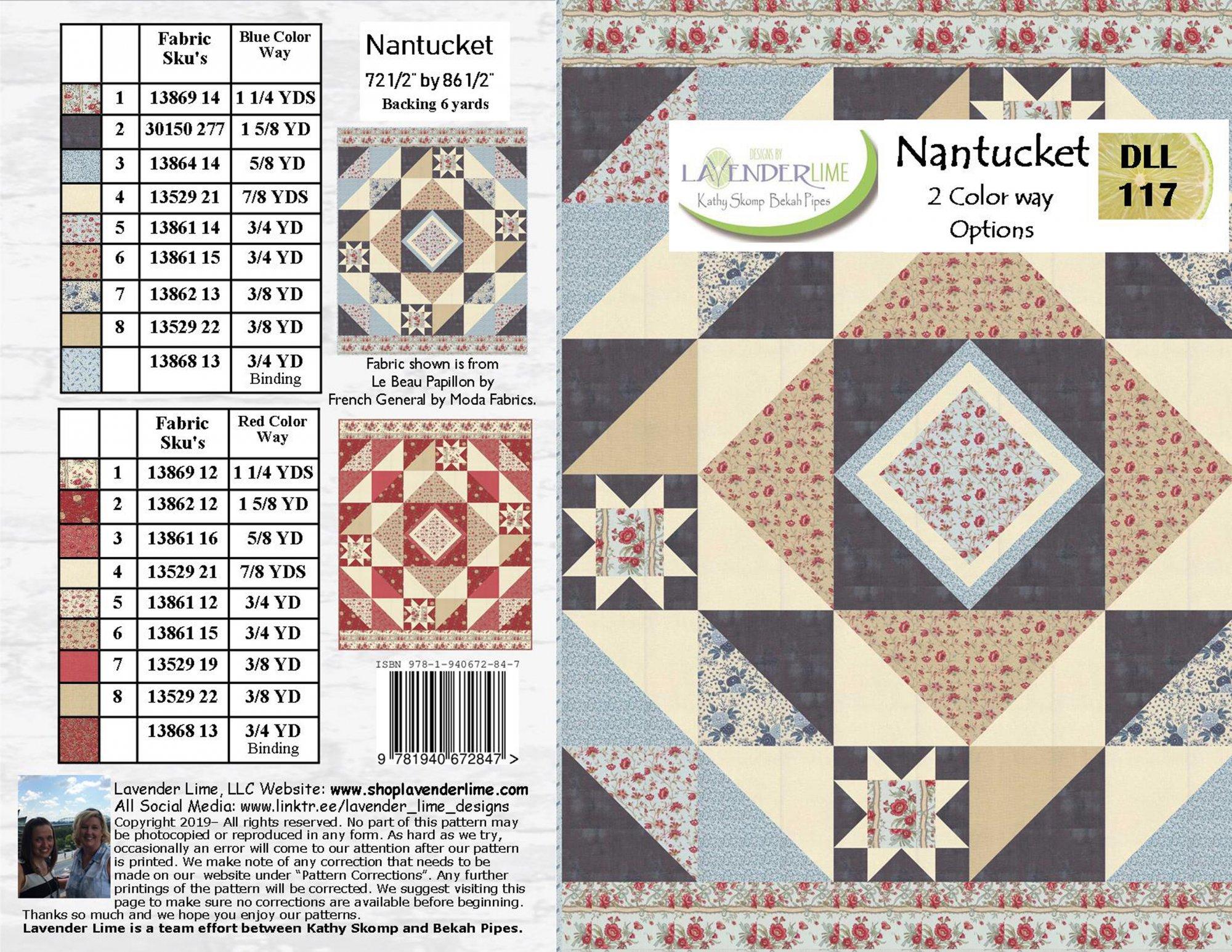 Nantucket PDF Download