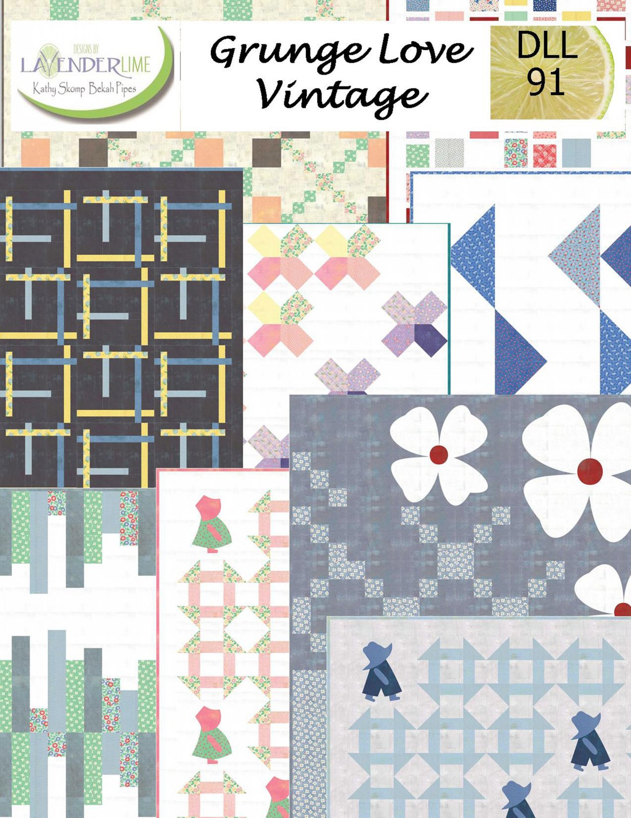 Grunge Love Vintage PDF Download