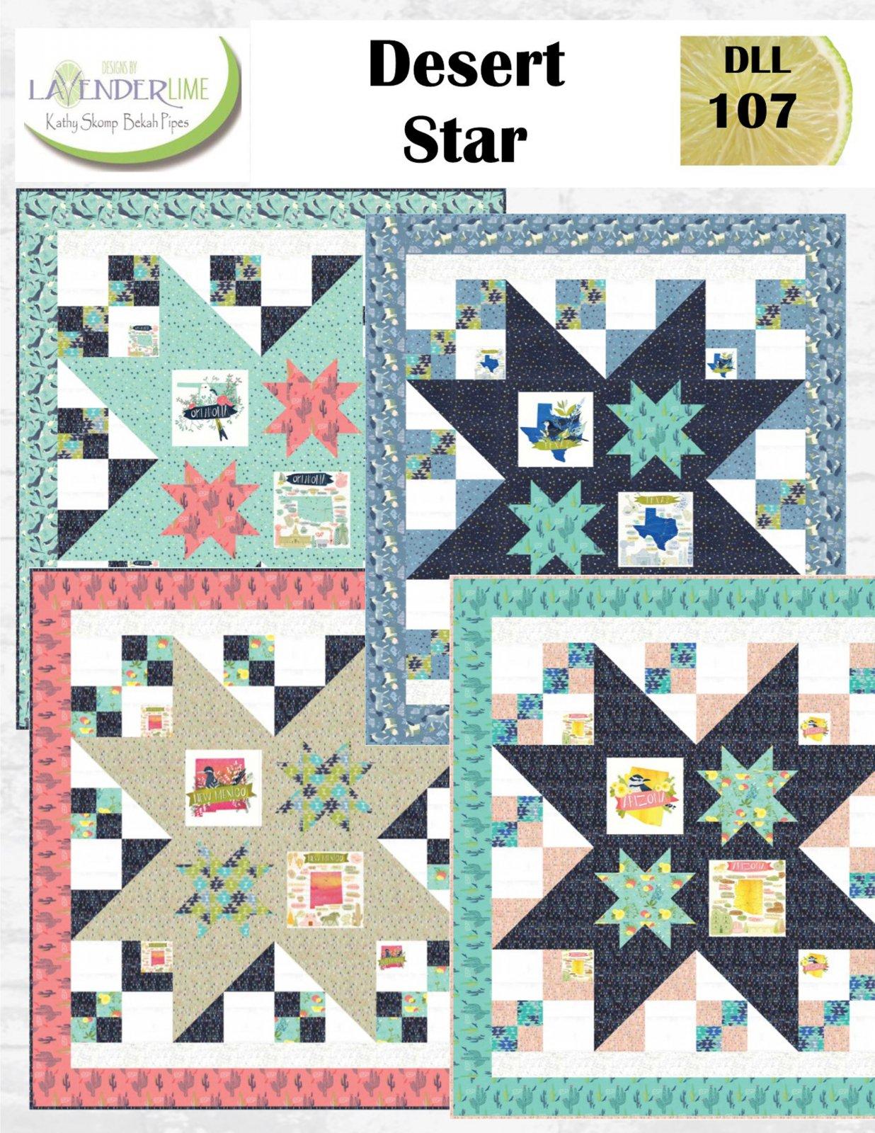 Desert Star PDF Download