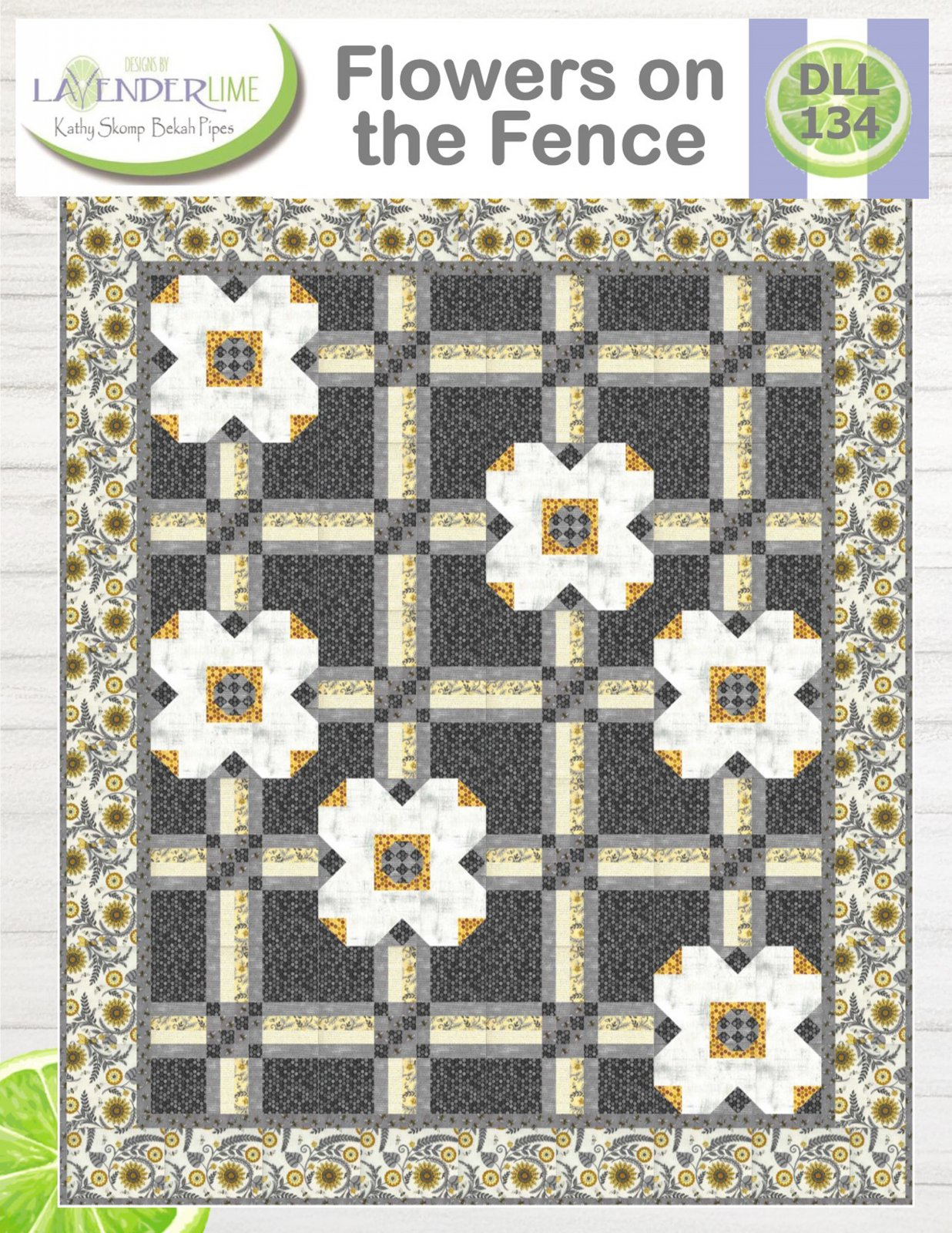 Flowers on the Fence PDF Download