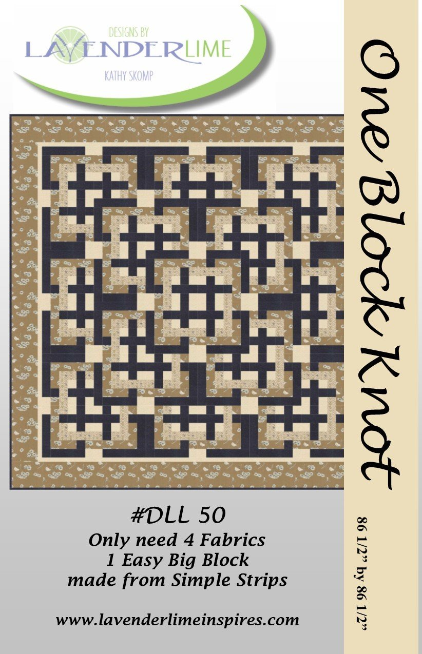 One Block Knot PDF Download
