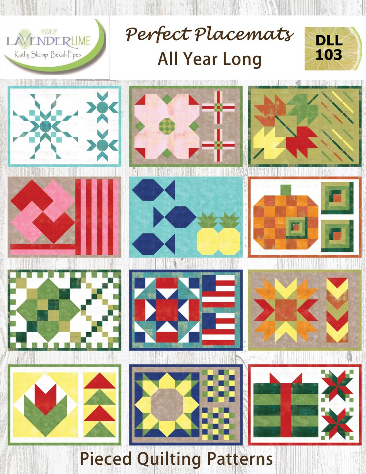 Perfect Placemats All Year Long PDF Download
