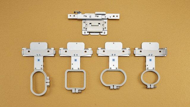 Compact Frame Set Babylock Multineedle