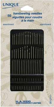 50 Handsewing Needles