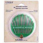 Assorted Handsewing Needles (30)