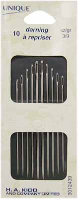 Darning Needles 10 pcs