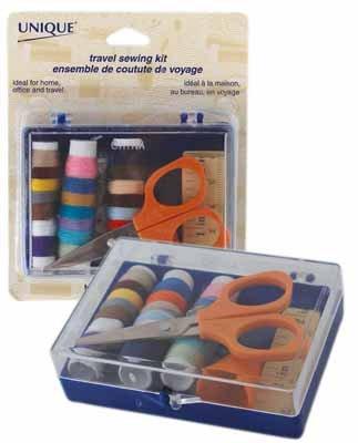UNIQUE SEWING Travel Sewing Kit - 34pcs