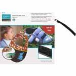 Velcro | Loop Tape Sew On | 25mm x 10 M | Black