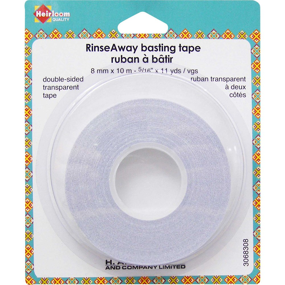 Heirloom RinseAway Tape 8mmx10m