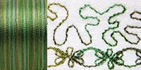 SULKY Cotton Blendables 12wt Thread 302m - 4019 Forest Floor