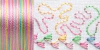 Sulky Cotton Blendables 30wt Thread 457m 4102 Spring Garden