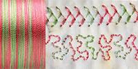 Sulky Cotton Blendables 30wt Thread 457m 4122 Rosebud Sweet