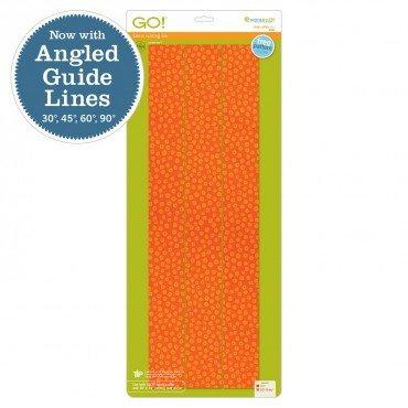 Accuquilt Go Strip Cutter Die 2.5 in